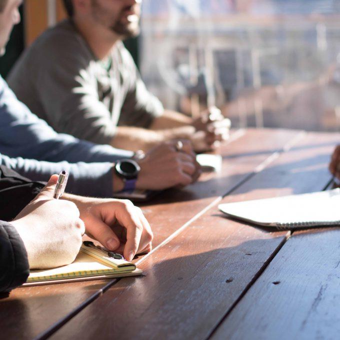 Less Meetings, More Briefings