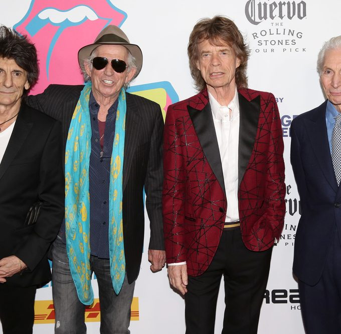 The Rolling Stones, Amazon and the British Red Cross