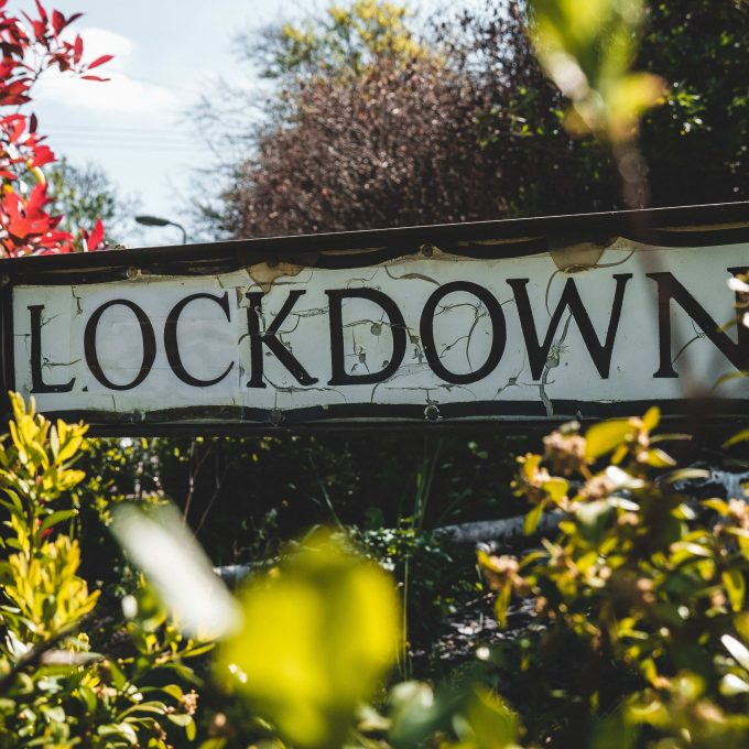 Leading in lockdown, again