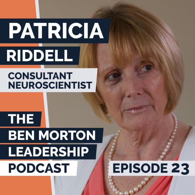 Ep #023 – Patricia Riddel. Consultant Neuroscientist