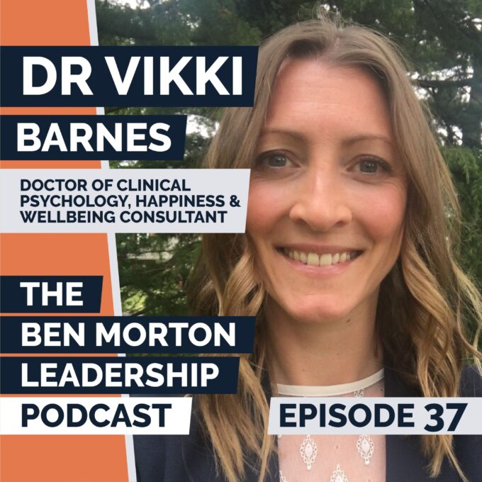 Dr Vikki Barnes   Returning to the office & The Media Psychology Effect