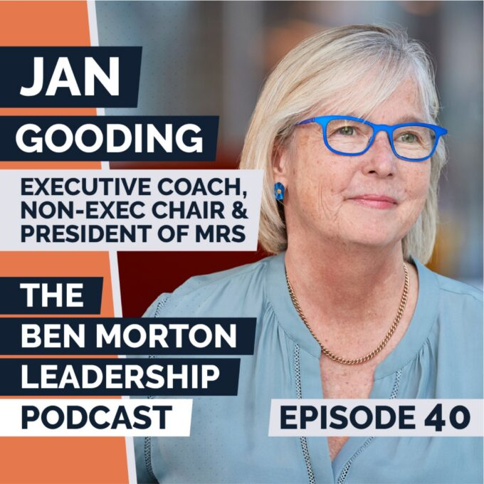 Jan Gooding | Inclusive leadership, diversity and succeeding non-executive roles