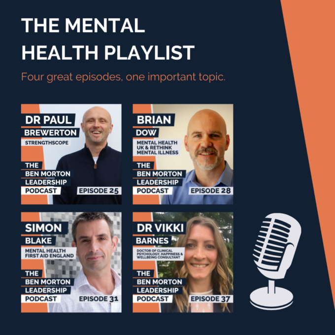 The Mental Health Playlist – Podcasts