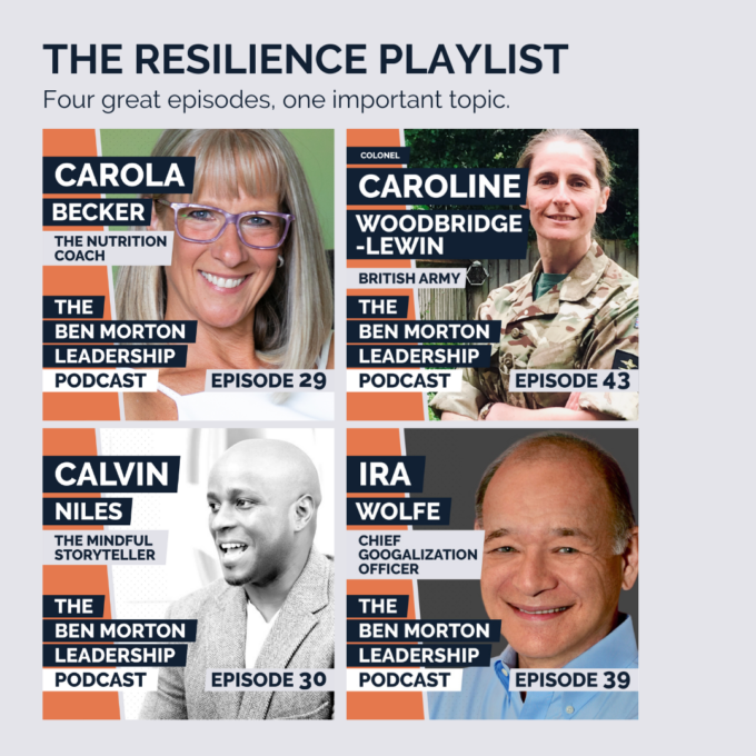 The Resilience Playlist – Podcasts
