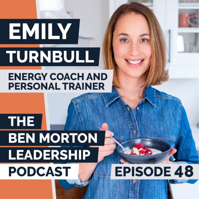 Emily Turnbull | Getting your energy back and improving long-term health