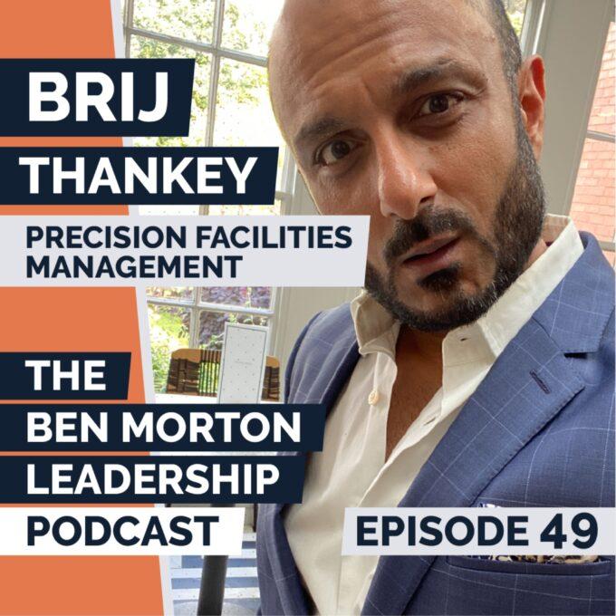 Brij Thankey | Leadership Identity